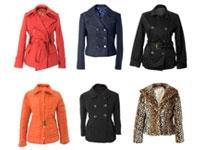 Látky na kabáty a zimní bundy