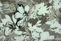 Rostlinný motiv + motýl › Úplet ‹