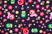 Lvíčci, květiny a motýlci › Bavlna ‹
