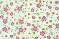 Růžový kvítek › Bavlna ‹