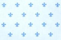 Lilie na bílém podkladu › Bavlna ‹